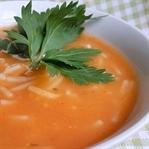 Tel Şehriyeli Sütlü Tarhana Çorbası