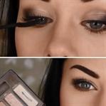60 Saniyede Göz Makyajı Nasıl Yapılır?