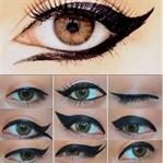 9 farklı Eyeliner Nasıl Sürülür?