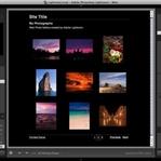 Adobe Bridge ve Dreamweaver Kullanarak Web Galeri