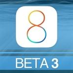 iOS 8 Beta 3 Yayınlandı! İşte Yenilikler