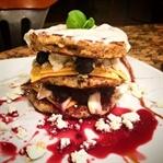 Müsli ile Sağlıklı Pancake Tarifi