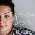 New Video: Eyebrow Tutorial