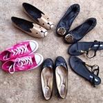 5 FOR 1 - High End Schuhe billiger als Chanel