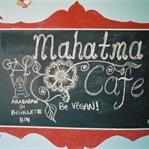 Bir Vegan/Vejetaryan Cafe Mahatma