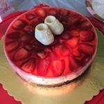 En güzel çilekli pastayı siz yapın!