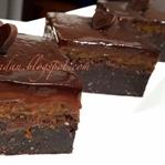 Şeftalili Çikolata Şöleni