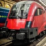 Tren Yolculuğu: Budapeşte - Viyana