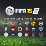 Türkiye Süper Ligi EA Sport Fifa 15'te