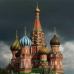 Zıtlıklar Şehri : Moskova