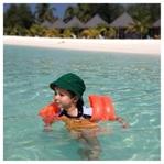 Çocukla Maldivler Tatili