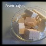 Evde Pratik Peynir Yapımı