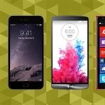 iPhone 6 Plus-G3-Note 4-Lumia 1520 Karşılaştırması