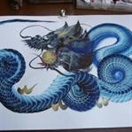 Japon Boyama Sanatı 'Hitofude Ryuu'