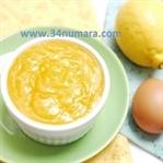 Limonlu Muhallebi nasıl yapılır