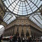 Milano Galleria Vittorio Emanuele Alışveriş Merkez