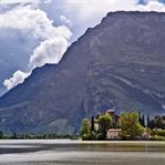 İtalya Göller bölgesi fotoğrafları