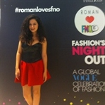 Vogue Fashion Night out Istanbul