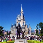 Walt Disney'de çocuk olmak, harikaaaa