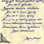 Yazarların Aşk Mektupları.