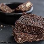 Yulaflı Çikolata Bar (Şekersiz-Yağsız)