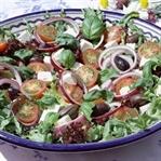 Yunan Salatasınımı Merak Ettiniz