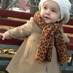 2015 Bebek Modası: Bebekler için Kaban ve Mont Mod