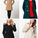 2015 Kadın Kaban ve Mont Modellerine Baktınız mı?