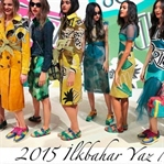 2015 İlkbahar Yaz Modası