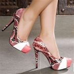 2015 Platform Topuklu Ayakkabı Modelleri