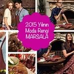 2015 Yılının Moda Rengi : Marsala