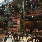 B3 Designers'dan Derby'de Las Iguanas Restaurant
