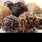 Çikolatalı Bisküvili Toplar