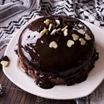 Çikolatalı Muzlu Rom Aromalı Pasta