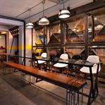 Design Parallax'ten Nişantaşı'nda Kozmonot Pub