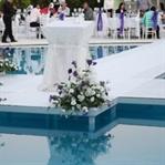 Havuz Başı Düğün Organizasyonu Nasıl Yapılmalıdır?