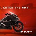 Honda ile geleceğe bir adım HN4a Maksi Scooter