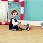 Renkli Çocuk Ayakkabıları