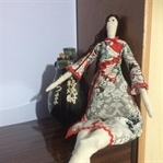 Kimonolu Tilda Bebek