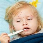 Kışın Çocuklarda Altıncı Hastalık Riskine Dikkat