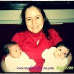 İkiz Annelerinin Halkla Çektikleri
