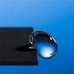 Lazerle Metaller Süper Hidrofobik Hale Getirildi