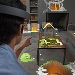 Microsoft HoloLens Sanal Gerçeklik Gözlüğünü Tanıt