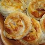 Nefis Patatesli Gül Böreği