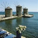 Sakız adasında gezilecek tarihi yapılar
