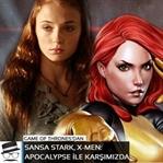 Sansa Stark, X-Men: Apocalypse ile karşımızda