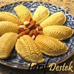 Şekerbura Tatlısı (Azerbaycan Mutfağı)