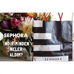 Sephora İndirimi || Ben Neler Aldım?