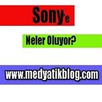 Sony 'e Neler Oluyor?