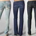 Vücut Şekline Göre Nasıl Kot Pantolon Seçilmeli